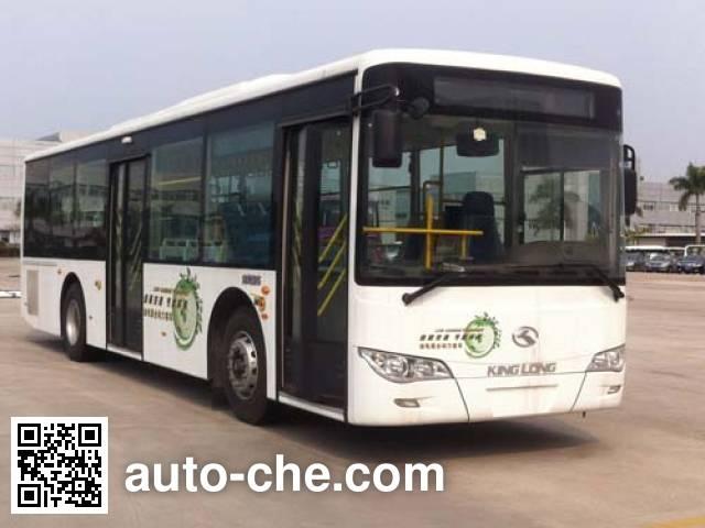 King Long XMQ6106AGCHEVD51 hybrid city bus