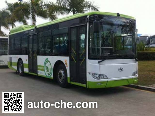 King Long XMQ6106AGCHEVN57 hybrid city bus