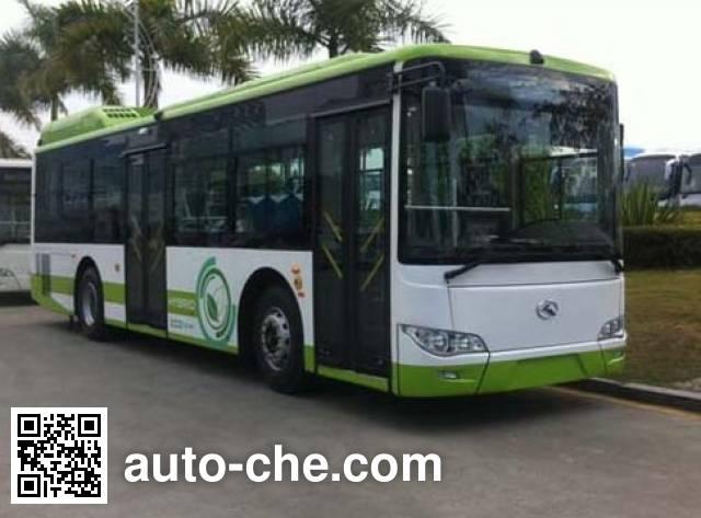 金龙牌XMQ6106AGCHEVN55混合动力城市客车