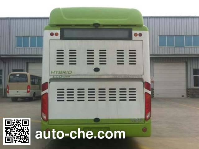 金龙牌XMQ6106AGCHEVN58混合动力城市客车