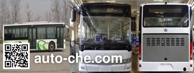 King Long XMQ6106AGD4 city bus