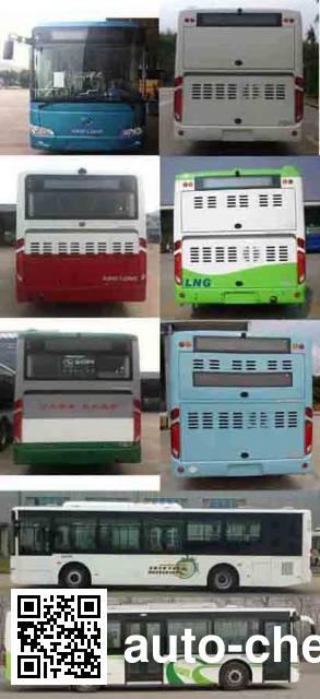 金龙牌XMQ6106AGN5城市客车