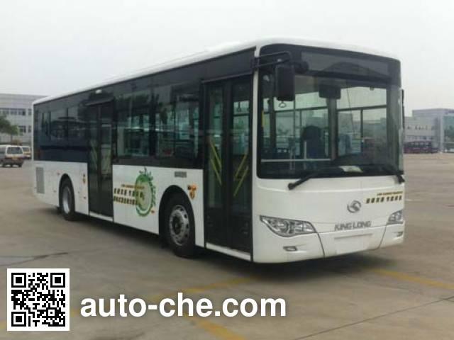 金龙牌XMQ6106AGPHEVD51混合动力城市客车