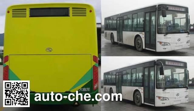 King Long XMQ6106BGD4 city bus
