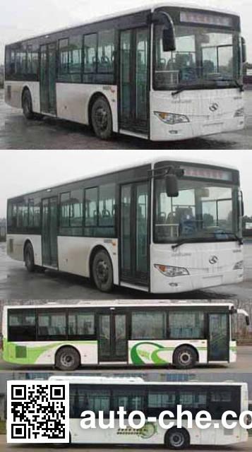 金龙牌XMQ6106BGD4城市客车