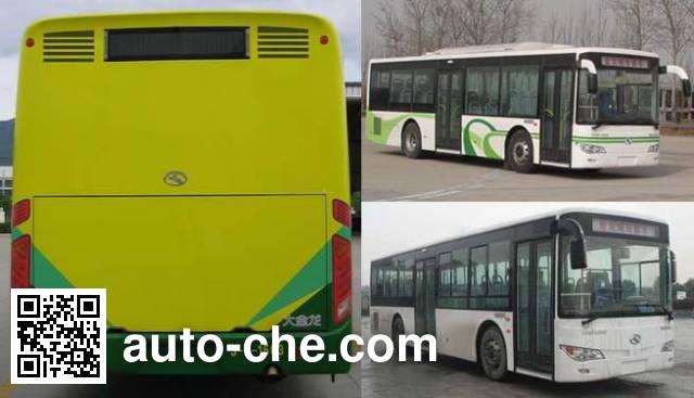 King Long XMQ6106BGD5 city bus