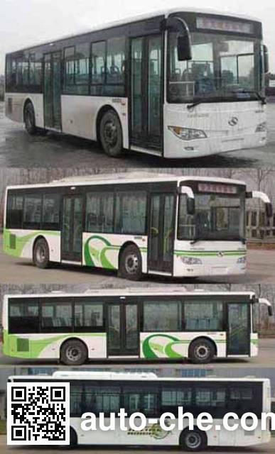 金龙牌XMQ6106G3城市客车