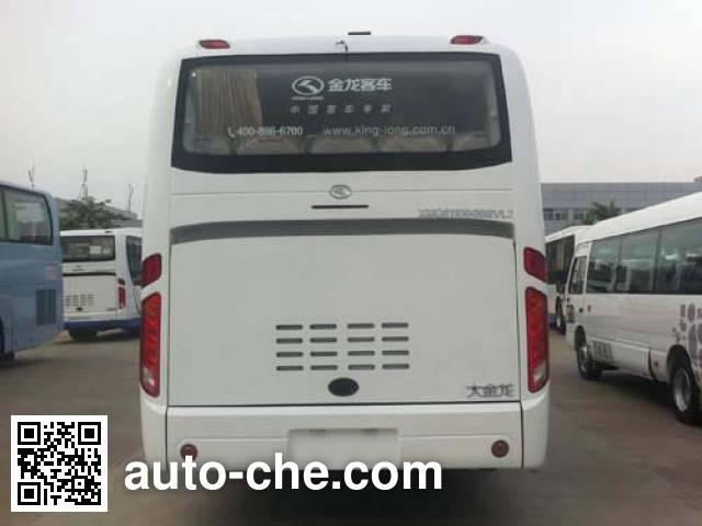 King Long XMQ6110BGBEVL2 electric city bus