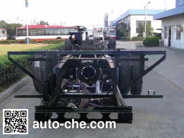 King Long XMQ6110RBEV2 electric bus chassis