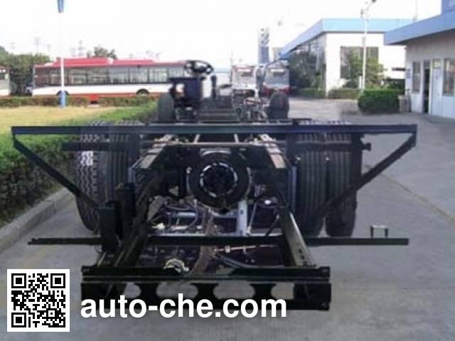 金龙牌XMQ6110RBEV3纯电动客车底盘