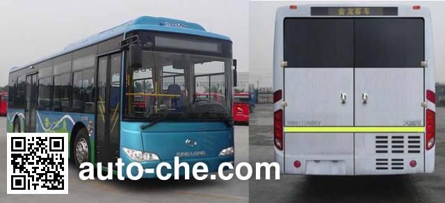 King Long XMQ6111AGBEVL1 electric city bus