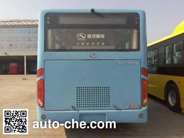 King Long XMQ6111AGBEVN electric city bus