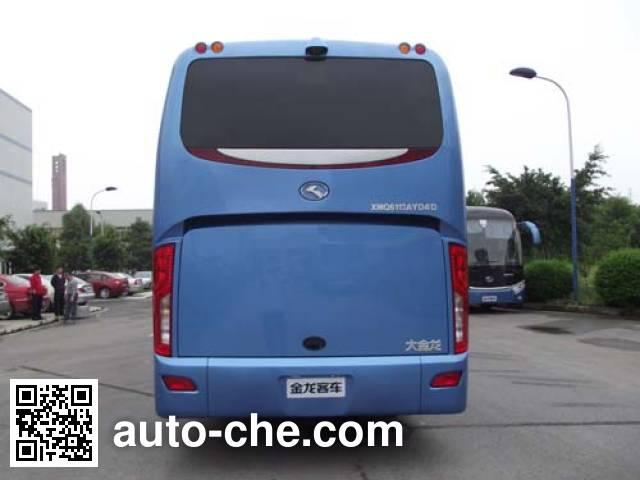King Long XMQ6112AYD4D bus