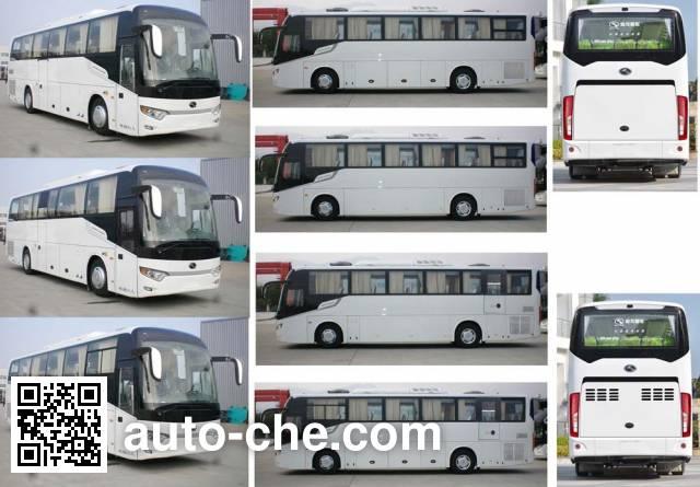 金龙牌XMQ6112AYD5C1客车