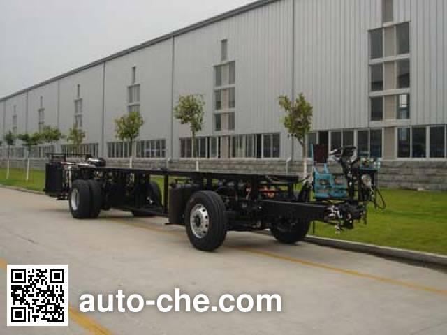 King Long XMQ6110RHEVD4 hybrid bus chassis