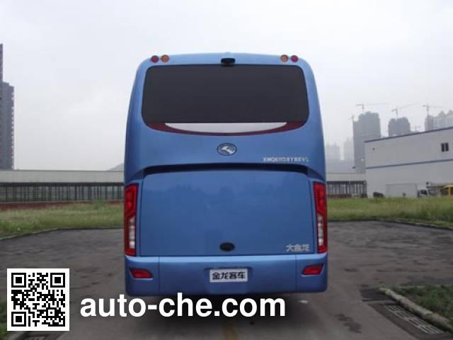金龙牌XMQ6113BYBEVL纯电动客车