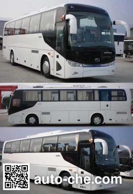 金龙牌XMQ6113BYBEVL2纯电动客车