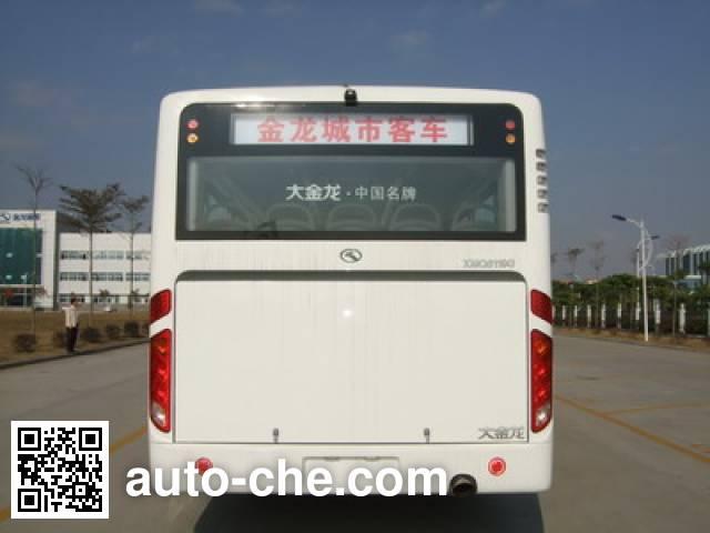 金龙牌XMQ6119AG4城市客车