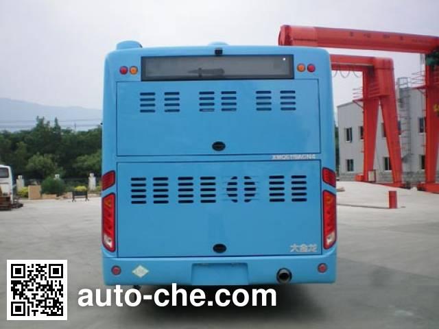 金龙牌XMQ6119BGN5城市客车