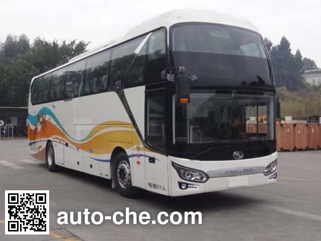 King Long XMQ6119FYD4D bus