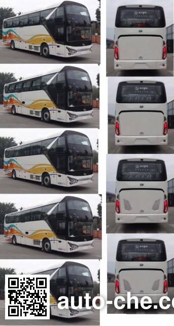 King Long XMQ6119FYN5C bus