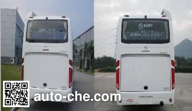 金龙牌XMQ6120BCD5D客车