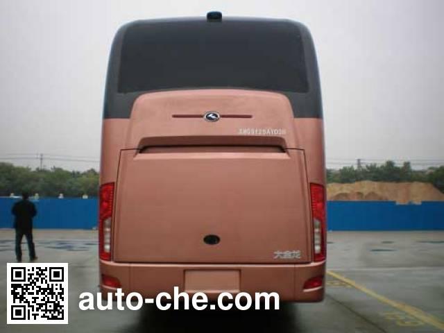 King Long XMQ6125AYD4C bus