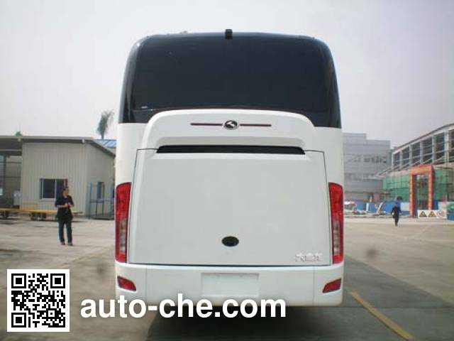 King Long XMQ6125BYD4D bus