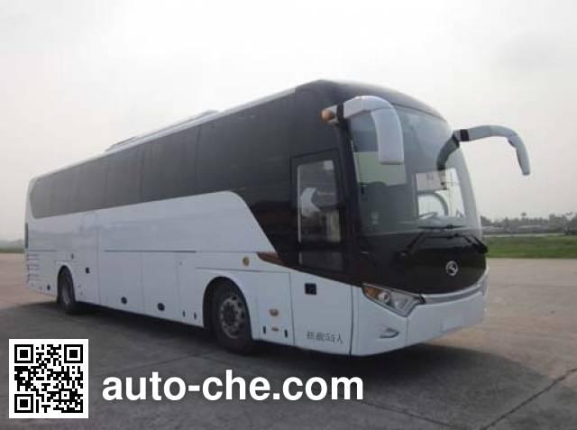 金龙牌XMQ6125BYD5C1客车