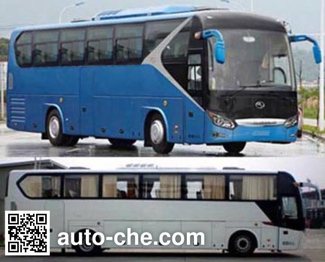 King Long XMQ6125BYD4B bus
