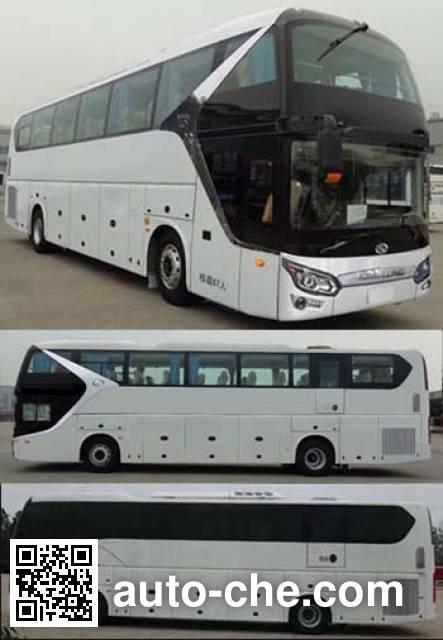金龙牌XMQ6125CYD4C客车