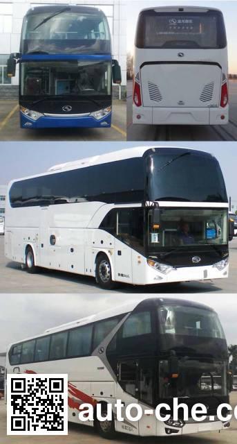 King Long XMQ6125CYD5A bus