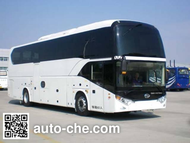 金龙牌XMQ6125CYN5C客车