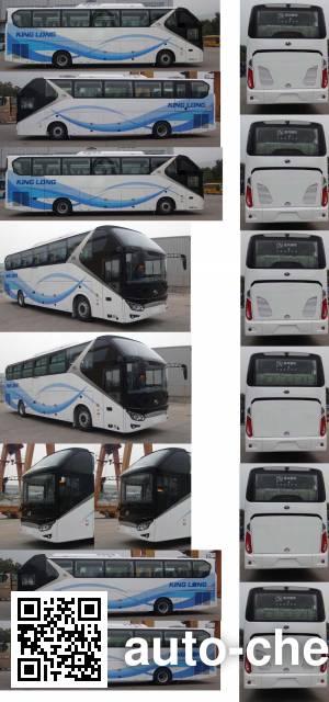 King Long XMQ6125HYD4C bus