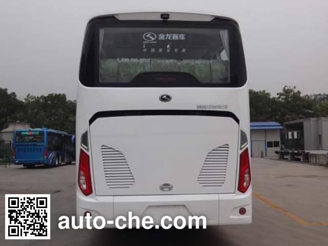 金龙牌XMQ6125HYD5D客车