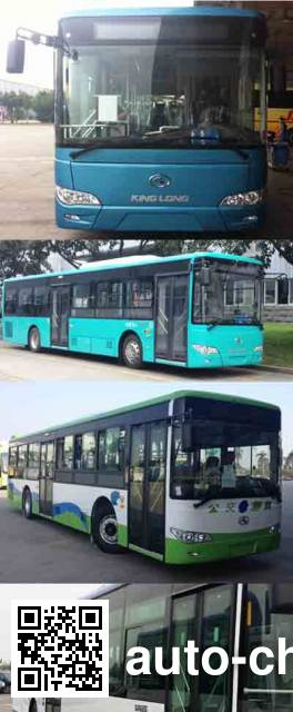 King Long XMQ6127AGBEV8 electric city bus