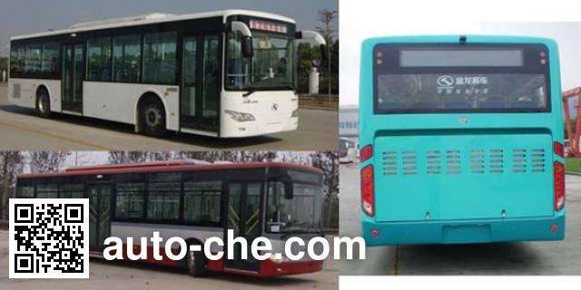 King Long XMQ6127AGBEV9 electric city bus