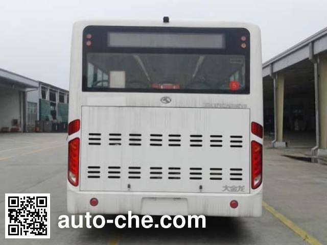 金龙牌XMQ6127AGBEVL1纯电动城市客车
