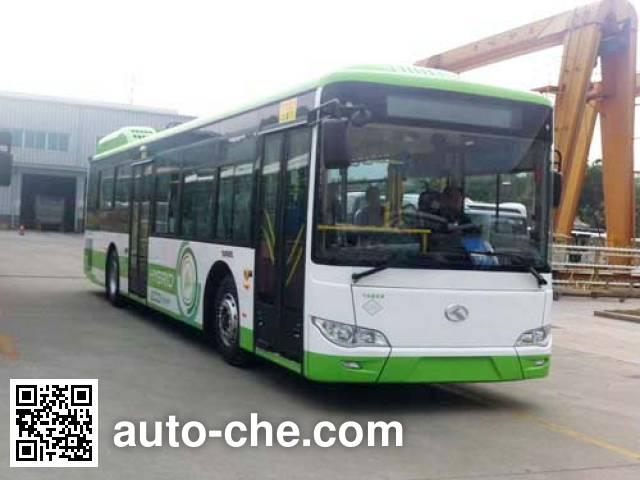 金龙牌XMQ6119AGCHEVN54混合动力城市客车