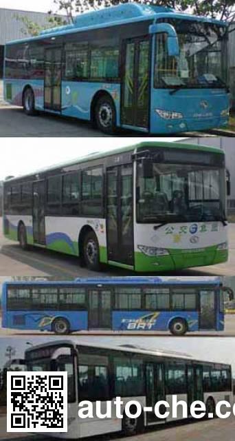 金龙牌XMQ6127BGN5城市客车