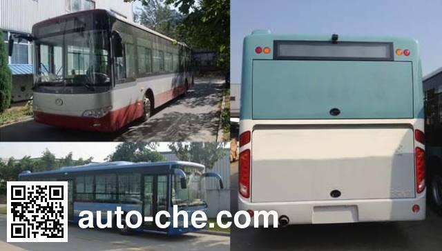 King Long XMQ6127GHEV21 hybrid city bus