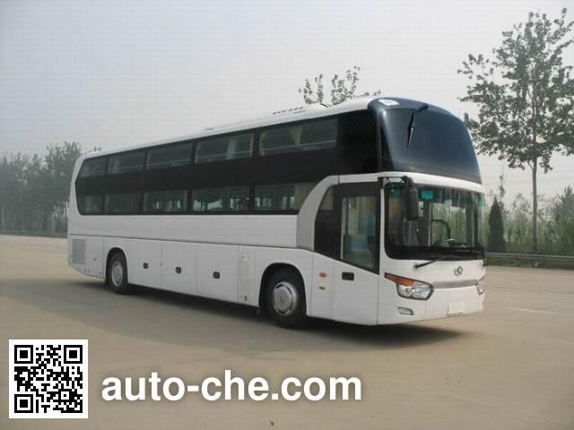 金龙牌XMQ6129FPD3D卧铺客车