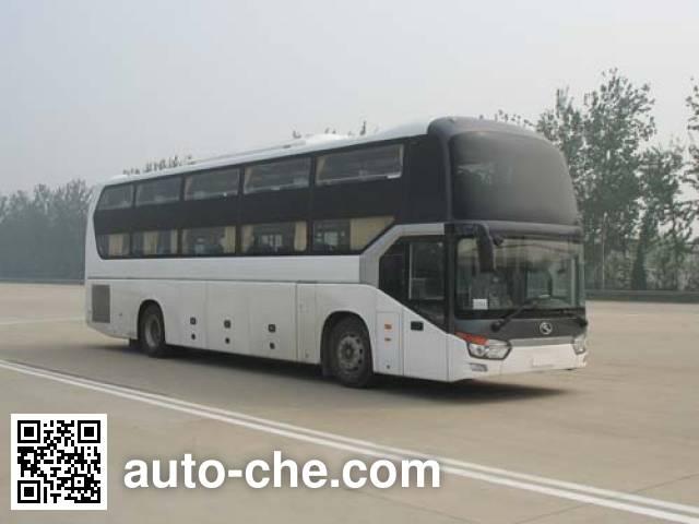 金龙牌XMQ6129FPN4C卧铺客车