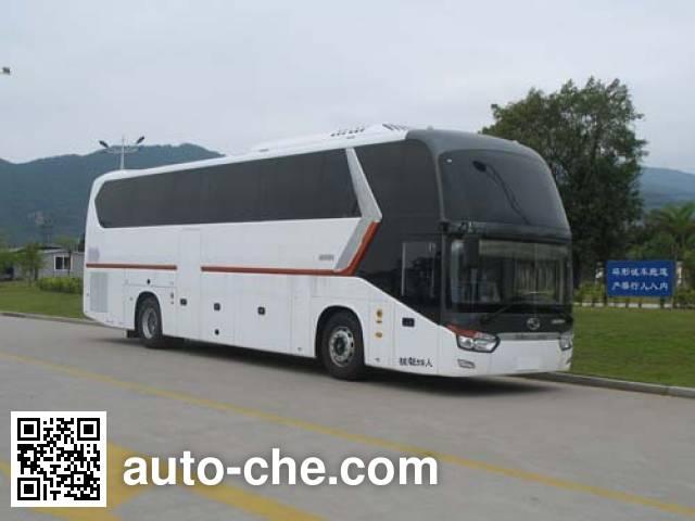 金龙牌XMQ6129FYD4A客车