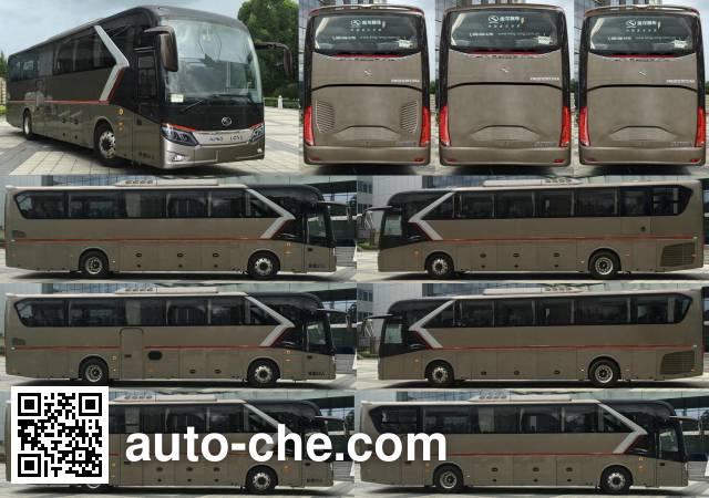 金龙牌XMQ6129HYD5C1客车