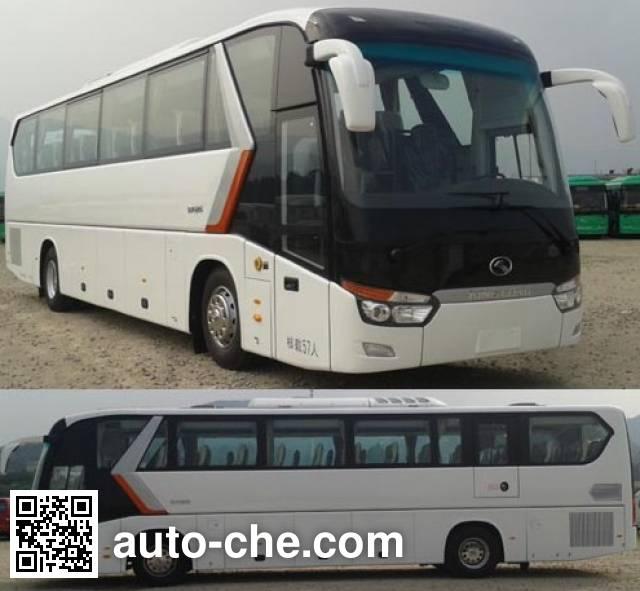 金龙牌XMQ6129BYD5D1客车