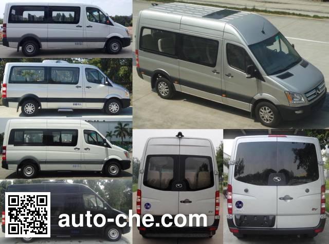 King Long XMQ6603KEBEVL4 electric bus