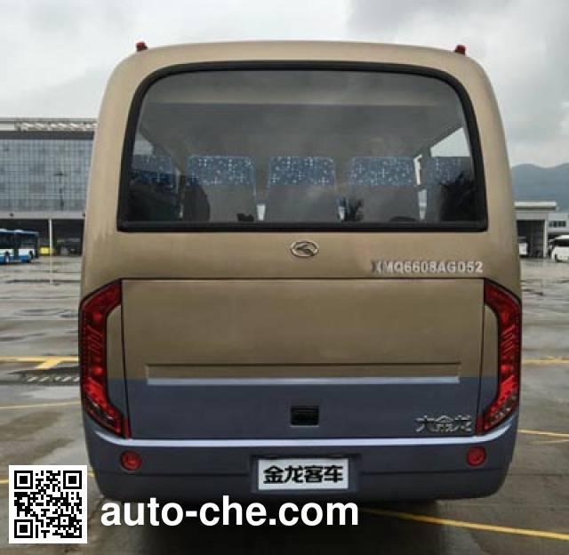 King Long XMQ6608AGD52 city bus