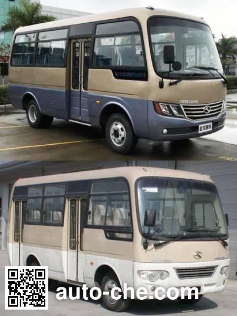 金龙牌XMQ6608AGN5城市客车
