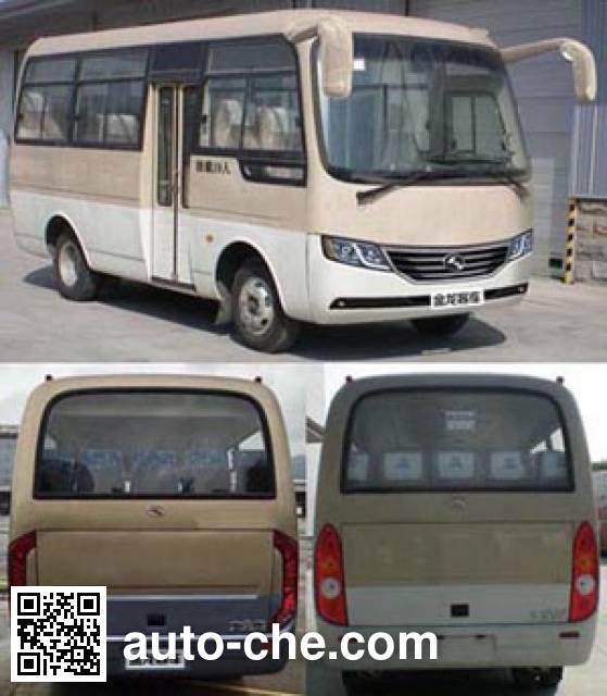 King Long XMQ6608AYN5D bus